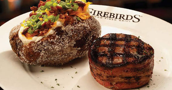 Firebirds Wood Fire Grill