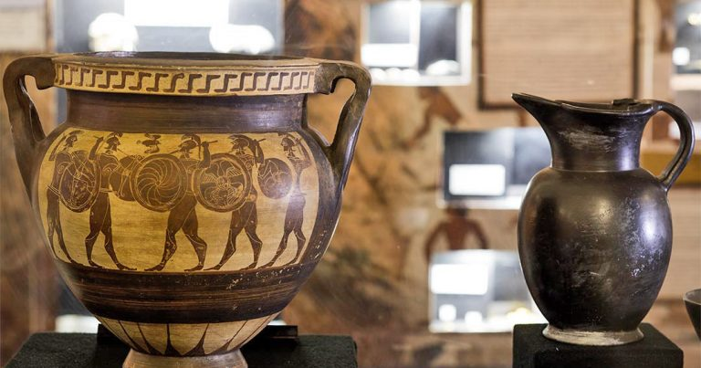 Museum Of World Treasures Ancient Greece